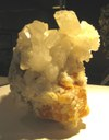 Sulfur and gypsum