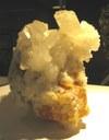 Sulfur and gypsum