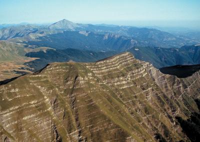 Mid eastern peaks