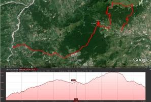 Google Earth_altimetric profile