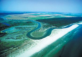The coastal system