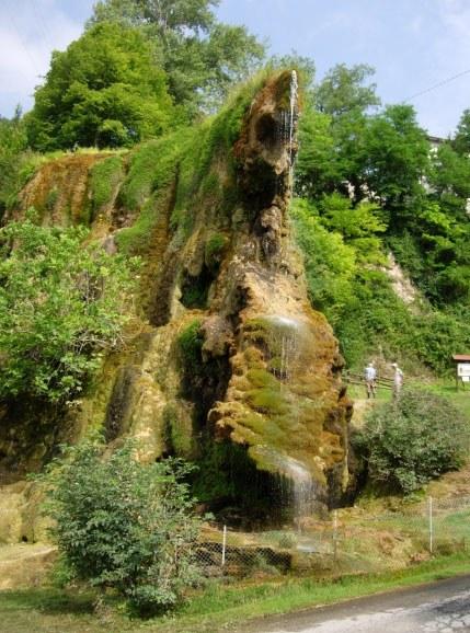 S.Cristoforo di Labante spring