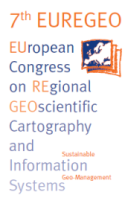 EUropean Congress on REgional GEOscientific cartography and Information systems