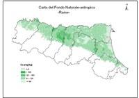 Carta Fondo naturale antropico Rame