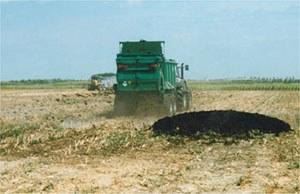 Contaminazione: Le diverse pratiche agricole ed industriali rischiano di contaminare il suolo