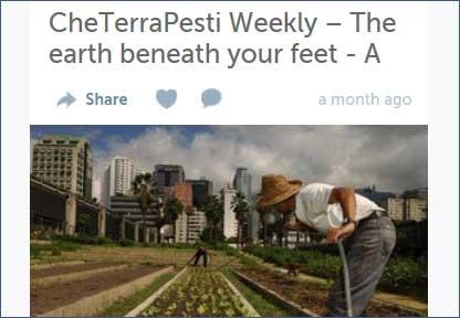 The earth beneath your feet