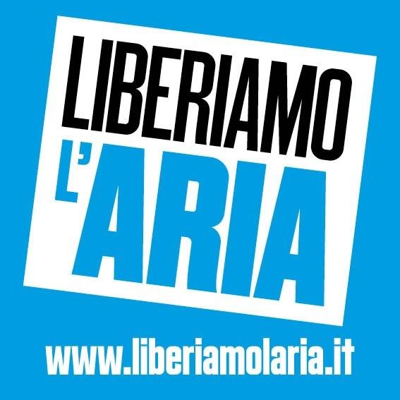 Logo LIBERIAMOLARIA azzurro