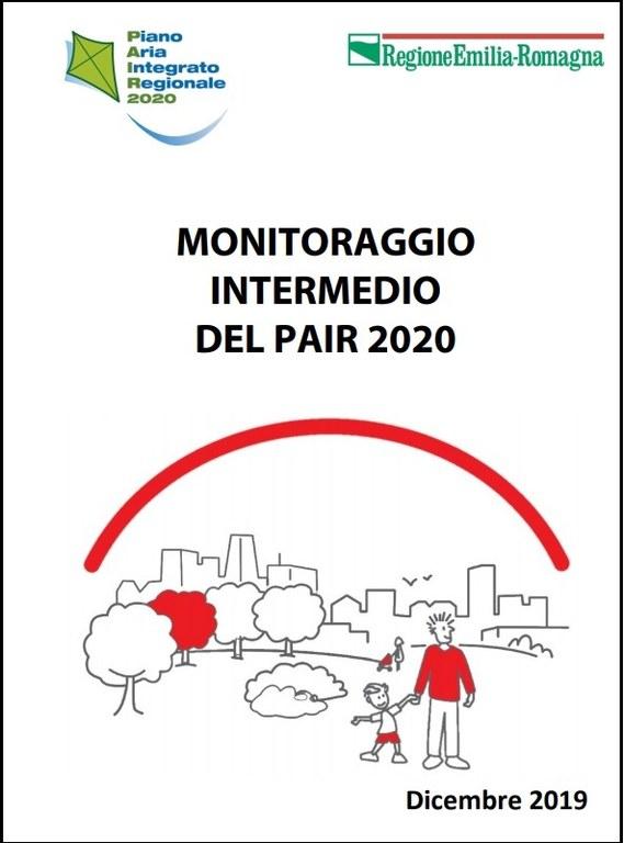 copertina monitoraggio PAIR 2020