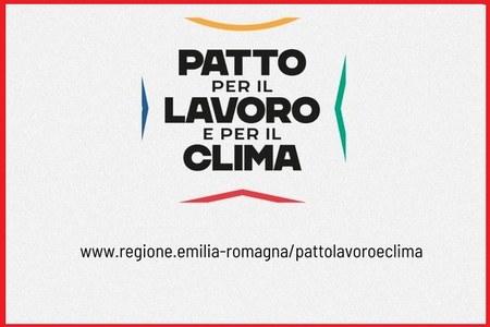 Patto per il Lavoro e per il Clima: l'Emilia-Romagna progetta un futuro diverso.