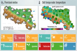 Osservatorio regionale cambiamenti climatici