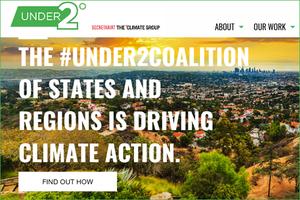 """Cambiamenti climatici, la Regione presente all'assemblea generale """"Under2Coalition"""" con un video messaggio"""