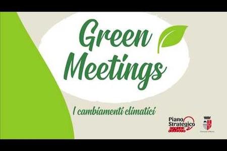 Green Meetings - I cambiamenti climatici. Antonello Pasini