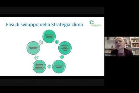 La strategia regionale per la mitigazione e l'adattamento climatico
