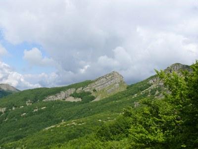 foto: Crinale dal Monte Orsaro (Autore Antonella Lizzani)