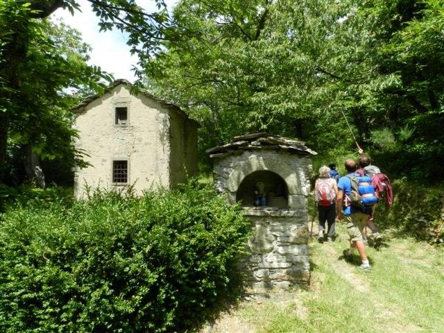 foto: Campisseri Tabernacolo Beata Vergine di Boccadirio (Autore Antonella Lizzani)