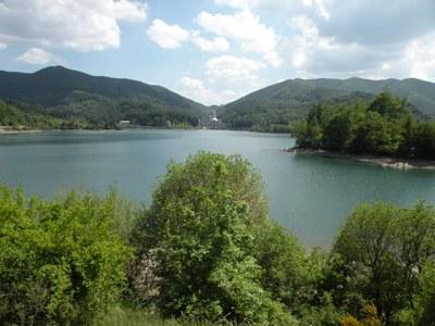 foto: Lago del Brasimone (Autore Antonella Lizzani)