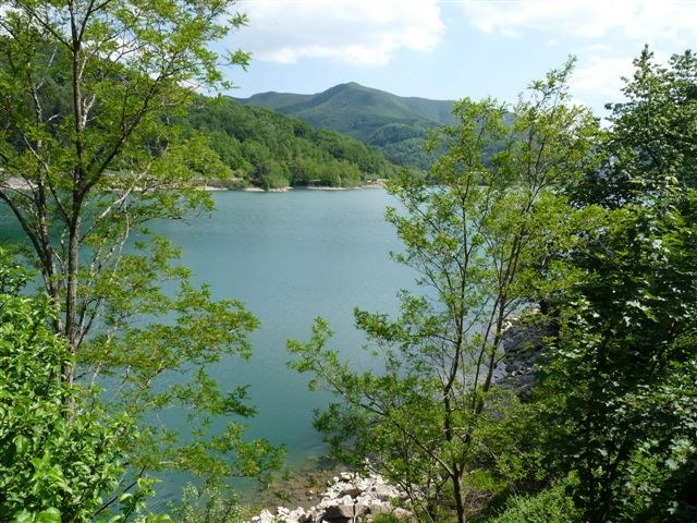 foto: Lago del Brasimone (Autore Maria Vittoria Biondi)