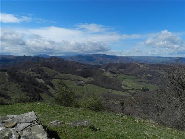 foto: Panorama dal Monte Battaglia (Autore Antonella Lizzani)