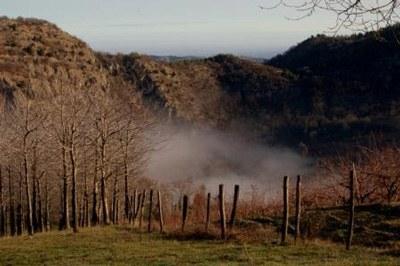 foto: La valle cieca del Rio Stella (Autore Max Costa)