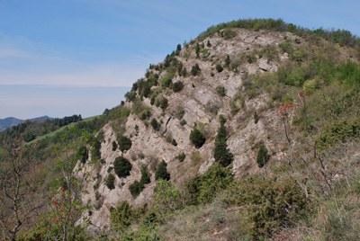foto: Monte della Volpe dalla Sella di Ca' Faggia (Autore Max Costa)