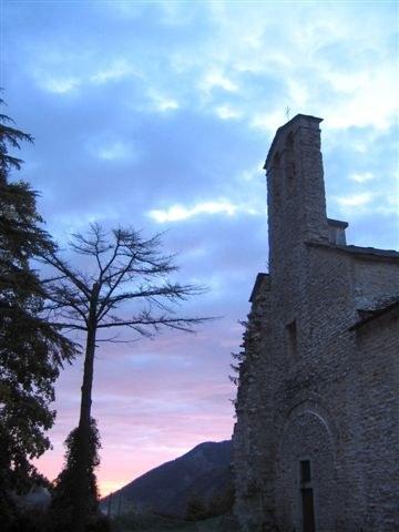 foto: Abbazia di San Benedetto in Alpe (Autore Fiorenzo Rossetti)
