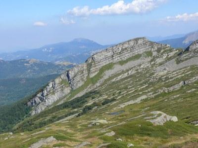 foto: Verso il Monte Sillara (Autore Monica Palazzini)