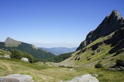 foto: Verso il Passo di Badigna (Autore Nevio Agostini)
