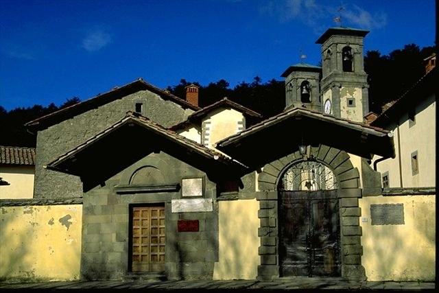 foto: Eremo di Camaldoli (Autore Nevio Agostini)
