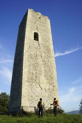 foto: Bascio la torre (Autore Nevio Agostini)