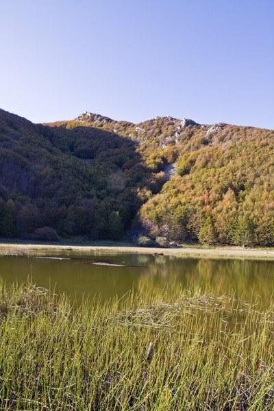 foto: Lago Squincio (Fonte: Parco Nazionale Appennino Tosco-Emiliano)