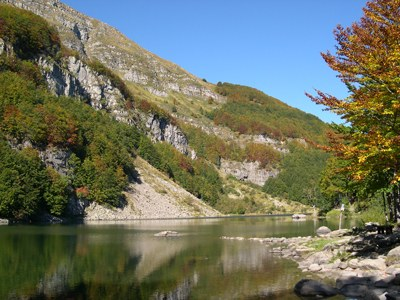 foto: Lago Santo (Autore C. Piacentini)