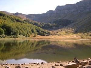 foto: Lago Baccio (Autore C. Piacentini)