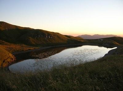 foto: Lago Scaffaiolo (Autore Antonella Lizzani)