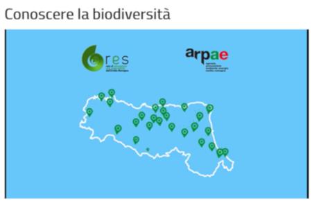 Conoscere la biodiversità