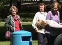 The world's deepest bin