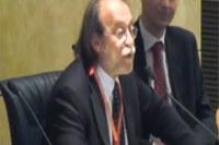 Bernardo de Bernardinis - Sessione speciale Risorse naturali e rischi nel Mediterraneo, 7° EUREGEO 2012