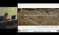 Costanza Calzolari - Sessione speciale Suolo: impermeabilizzazione e consumo, 7°EUREGEO 2012