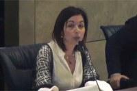 Paola Gazzolo - Discorso introduttivo cermonia di apertura