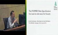 Arnold Arnoldussen - Sessione speciale INSPIRE / Spatial Data Infrastructures Workshop programme, 7° EUREGEO 2012