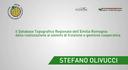 Stefano Olivucci - Regione Emilia-Romagna - Il database topografico regionale: dalla realizzazione ai sistemi di fruizione e gestione cooperativa