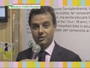 Paolo Tamburini fa il bilancio della partecipazione Regione Emilia-Romagna all'edizione 2008 di Ecomondo