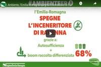 L'Emilia-Romagna spegne l'inceneritore di Ravenna