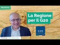 La Regione per il G20: intervista al Prof Fabio Fava, biodiversità e economia sostenibile