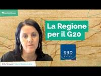 La Regione per il G20,  intervista all'assessore Barbara Lori, azioni per la sostenibilità del settore montano in Emilia-Romagna