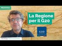 La Regione per il G20, Prof. Segrè e le azioni per eliminare lo spreco alimentare, per un ambiente più sano