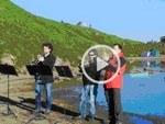 Eco della musica - Alta via dei parchi - al lago Scaffaiolo