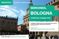 Videoconferenza Bologna, 17 Giugno - SEINONDA 2021 - Piano di gestione rischio di alluvioni