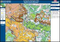Immagine di accesso al sito cartografico