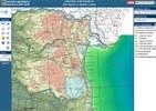 Immagine di accesso al sito Sistema informativo della costa