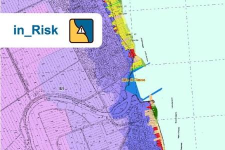 In_Risk | Sistema informativo dei rischi costieri